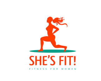 23 Inspirational Fitness Logo designs - Free Graphics