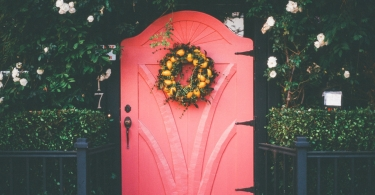 Little red door thumbnail