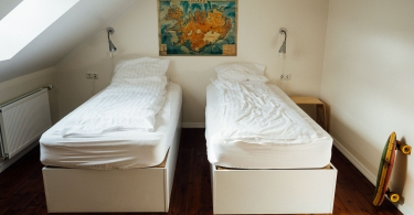 Two single beds thumbnail