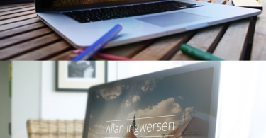 4 Photorealistic Laptop Mockups thumbnail