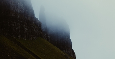 Gloomy mountains thumbnail