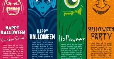 HalloweenVectorMonstersBookmarks.jpg