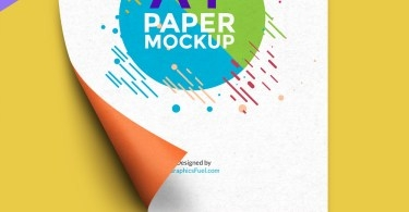 A4-Paper-Mockup-PSD-Template
