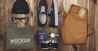 travel-and-clothes-mockup