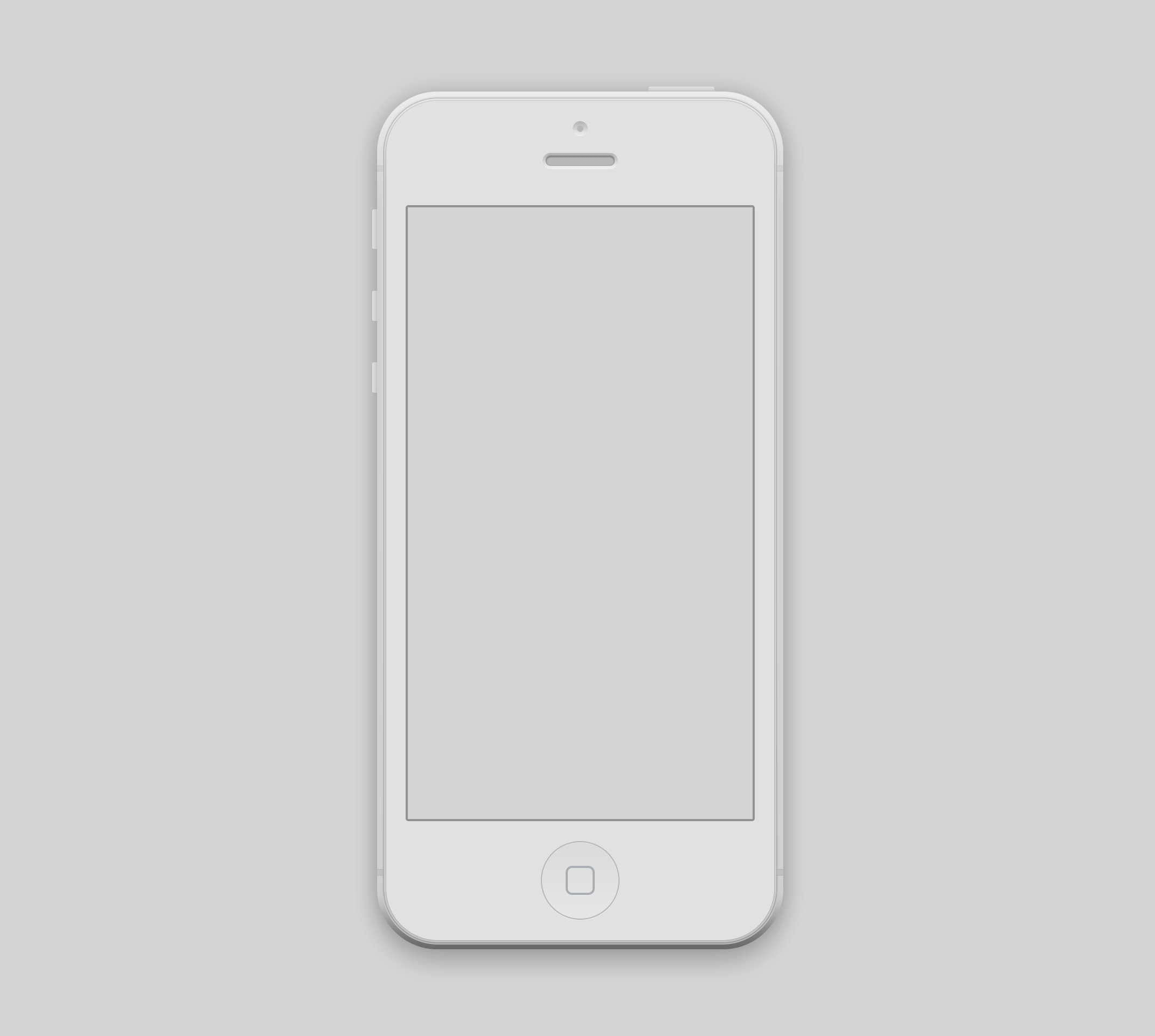 Iphone  Case Photoshop Template